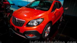 Moscow Live - Opel Mokka 77 Moscow Edition