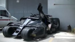 Chinese man builds Batmobile from scrap material [Video]
