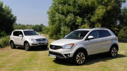 UK - Ssangyong Rexton and Korando 60th anniversary special editions introduced
