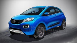 Production Tata Hexa, Nexon, Safari Storme Tuff confirmed for Auto Expo - IAB Report