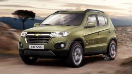 Next generation Chevrolet Niva compact SUV to be launched on schedule - Russia