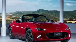 IAB Report - 2016 Mazda MX-5 Miata revealed [Video]