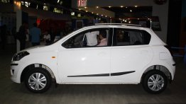 Nepal Live - Datsun Go showcased