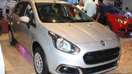 Nepal Live - Fiat Punto Evo launched, basic Linea T-Jet displayed
