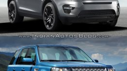 Old vs New - Land Rover Discovery Sport vs Freelander