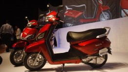IAB Report - Mahindra Gusto and Rodeo UZO 125 to be launched in Sri Lanka this year
