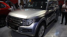 Philippines Live - Mitsubishi Pajero facelift and ASX facelift
