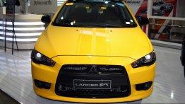 Live - Mitsubishi at the Philippines International Motor Show 2014