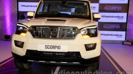Sri Lanka - New Mahindra Scorpio to be launched soon