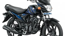 IAB Report - Refreshed Suzuki Hayate launched with a tweaked engine