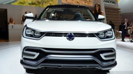 IAB Report - Mahindra undecided on launching Ssangyong X100 compact SUV in India