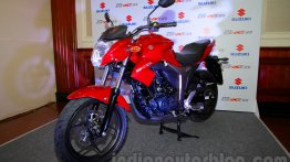 Sri Lanka - Suzuki Gixxer coming in a few months