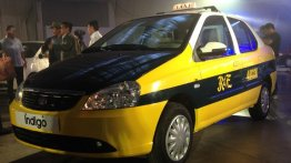 Philippines - Tata Indigo taxicab unveiled, vies to take on the Toyota Vios