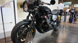 INTERMOT 2014 Live - 2015 Yamaha XJR1300 and XJR1300 Racer