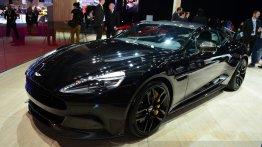 Paris Live - Aston Martin Vantage S Roadster, Vanquish Carbon Edition