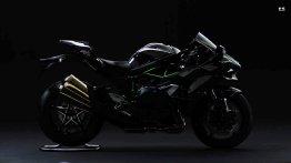 IAB Report - Production version of Kawasaki Ninja H2 teased [Video]