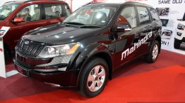 IAB Report - Mahindra XUV500, Quanto, Genio and Maxximo Plus showcased at 2014 Colombo Motor Show