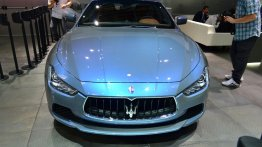 Maserati plans re-entry into India - Report