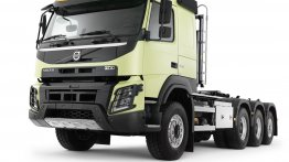 IAB Report - New Volvo FH, FM and FMX heavy-duty trucks launched in India