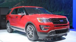 LA Live - 2015 Ford Explorer