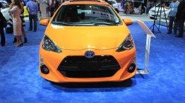LA Live - 2015 Toyota Prius c, 2015 Toyota Prius v