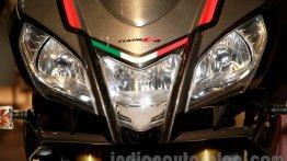 EICMA 2014 Live - 2015 Aprilia Tuono V4 1100 RR