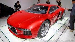 Guangzhou Live - Audi Nanuk Concept