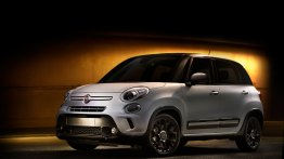 IAB Report - Fiat 500 Ribelle and 500L Urbana Trekking announced