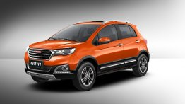 IAB Report - Mahindra S101 style Haval H1 baby SUV launched in China