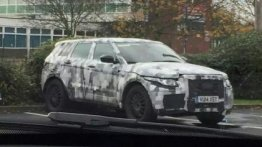 Spied - Jaguar C-X17 SUV starts testing in the UK