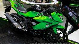 EICMA 2014 Live - Kawasaki Z250SL and Ninja 250SL