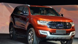 In Images - India-bound 2015 Ford Endeavour from its China unveiling