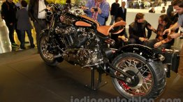 EICMA 2014 Live - Matchless Model X Reloaded