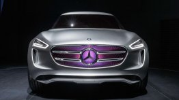 Mercedes-Benz to debut an electric crossover concept at the Paris Motor Show