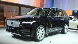 IAB Report - India-bound 2015 Volvo XC90 showcased at LA Auto Show