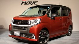 2015 Daihatsu Move, Move Custom kei cars launched - Japan