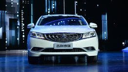 Geely GC9 flagship sedan launched - China