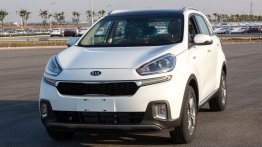 More images of the production spec Kia KX3 (ix25's cousin) surface - China