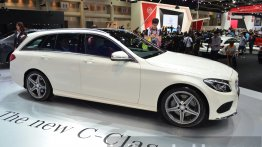 2015 Mercedes C Class Estate showcased at Thailand Motor Expo 2014 - IAB Report