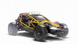 Ariel Nomad sketches revealed with a Honda engine - IAB Report