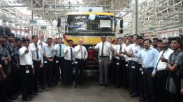 Daimler India produces 20,000 trucks at Oragadam plant - IAB Report