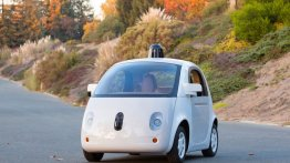 Production version of Google's autonomous car revealed - IAB Report