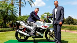 IAB Report - Hero Motocorp ropes in Tiger Woods as global brand ambassador