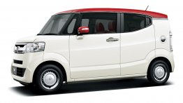 2015 Honda N-Box mini MPV to be showcased at Tokyo Auto Salon - Japan