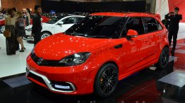 MG 3 in attendance at Thailand Motor Expo 2014 - IAB Report