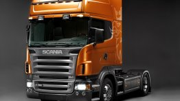 Scania R580, P410 Tipper launched in India - IAB Report