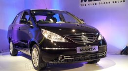 Report - Tata Manza nearing a phase-out