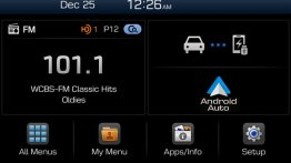 Hyundai to introduce new infotainment system at CES - IAB Report