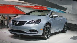 Production of 2016 Buick Cascada begins in Poland - IAB Report