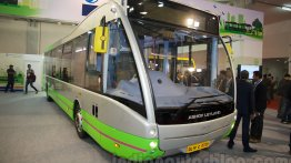 Ashok Leyland to launch Optare Versa electric bus by 2017 - Report